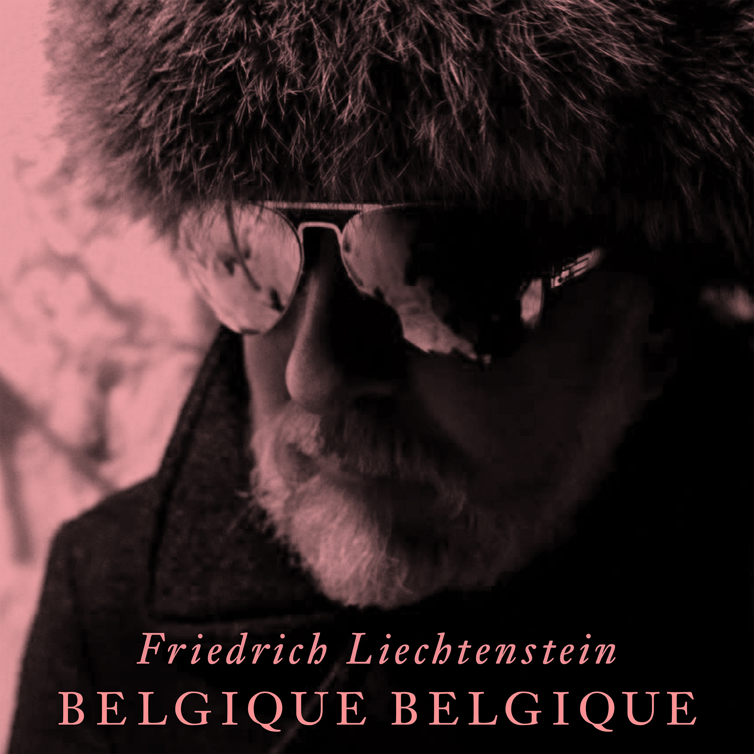 Friedrich Liechtenstein - Belgique, Belgique - Single Cover